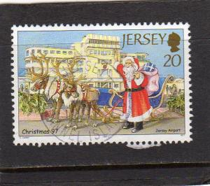 Jersey  1997 Christmas used