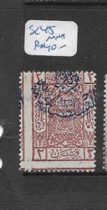 SAUDI ARABIA (PP1004B)  SC 45    MNH