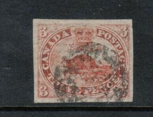 Canada #1 Extra Fine Used - Large Margins **With Certificate**
