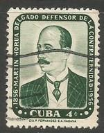 Cuba 564 VFU Z564-2