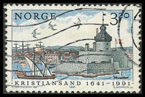 Norway 991 Used  VF
