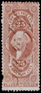 United States Scott R48c (1862) Used F D