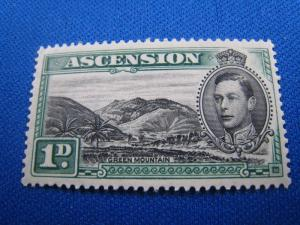 ASCENSION - SCOTT # 41 - MH      (a-34)