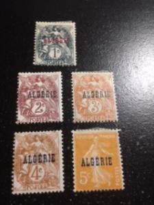 Algeria sc 1-5 MHR