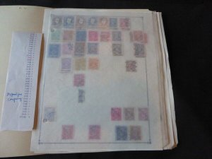Mozambique Company Pre 1940 Extensive Stamp Collection