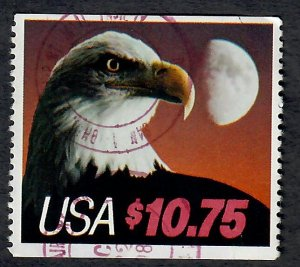US #2122 Eagle and Moon Used Single