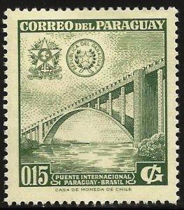 Paraguay 1961 Scott# 572 MH