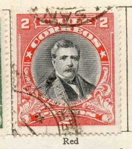 Chile 1911 Early Issue Fine Used 2P. NW-11448
