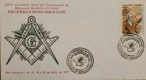 A) 1927, BRAZIL, FREEMASONRY, XXVI GENERAL ASSEMBLY OF THE CONFEDERATION OF SYMB
