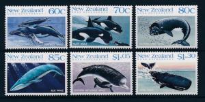 [49419] New Zealand 1988 Marine life Whales MNH