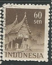 Netherlands Indies ^ Scott # 323 - Used