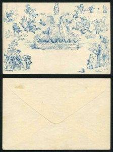 Leechs Anti-Graham Envelope Deraedmakers on watermarked paper