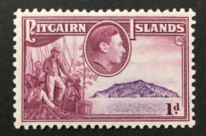 Pitcairn Islands 1940 #2, MNH(see note).