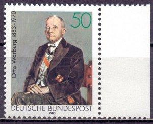 Germany. 1983. 1184. Chemist. MNH.