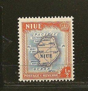 Niue 94 Mint Hinged