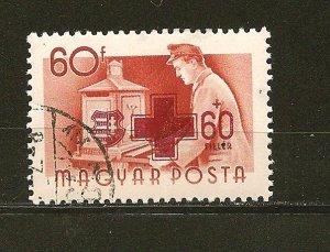 Hungary B214 Semi Postal Used