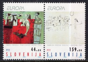 Slovenia 171a Europa MNH VF