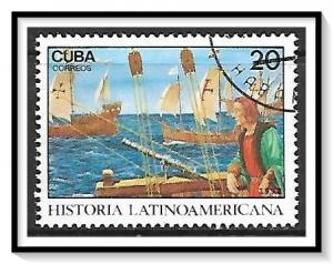 Caribbean #3466d Discovery Of America CTO