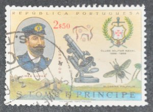 DYNAMITE Stamps: St. Thomas & Prince Islands Scott #294 – USED