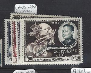 LAOS  (P2612B)  UPU   SC 18-22   MNH