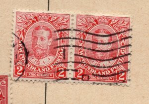 Newfoundland 1898-1901 Early Issue Fine Used 2c. NW-11949