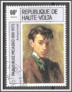 Upper Volta #373 Picasso Paintings CTO
