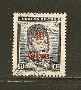 Chile 266 Used