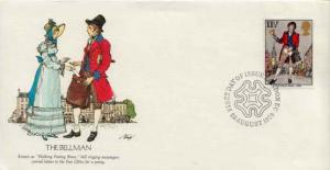 Great Britain, First Day Cover
