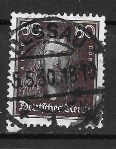 Germany 362 80f Men single Used (z3)