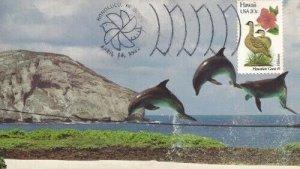 1963 20c HAWAII - Don Kauer paste on cachet #3