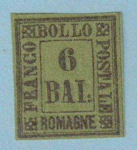 ITALY - ROMAGNA 7  MINT HINGED OG * NO FAULTS EXTRA FINE!