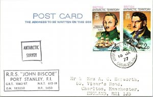 1977 British Antarctic Territory 148