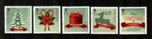 Gibraltar #1534-1538  MNH  Scott $8.50