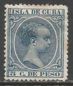 CUBA 146 MOG PELON E22-3