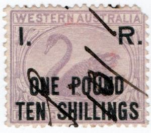 (I.B) Australia - Western Australia Revenue : Internal Revenue £1 10/-