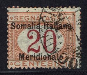Somalia SC# J3, Used -  Lot 011816