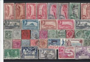 gibraltar stamps ref r12052