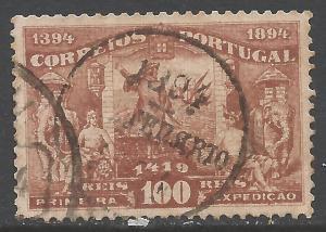 PORTUGAL 105 VFU A532