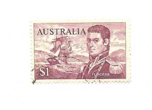 Australia 1966 - Scott #415