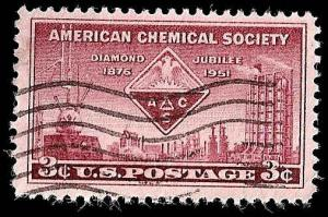 # 1002 USED AMERICAN CHEMICAL SOCIETY