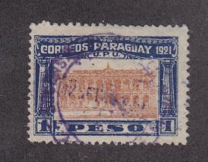Paraguay Scott #244 Used
