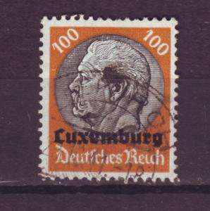 J10934 Jlstamps 1940 luxembourg germany occup,t  used #n16