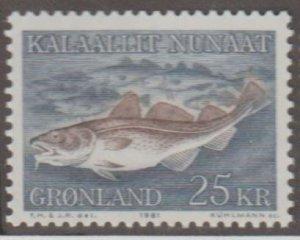 Greenland Scott #140 Stamp - Mint NH Single