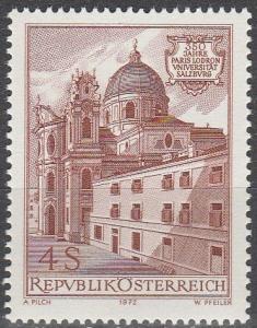 Austria #931  MNH F-VF (V1253)
