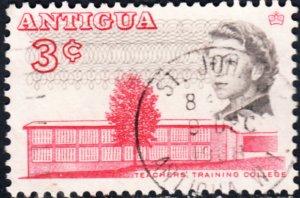 Antigua #170   Used