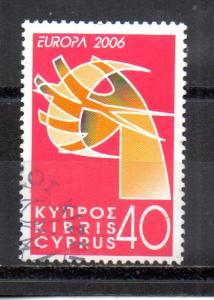 Cyprus 1054 used