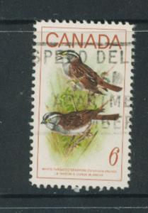 Canada SG 638   FU