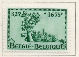 Belgium 1943 Early Issue Fine Mint Hinged 3.25F. 174140
