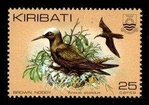 Kiribati Scott 392A Mint never hinged.
