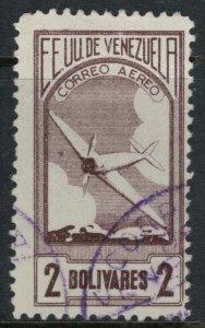 Venezuela #C58  CV $2.75